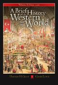 Brief History Of The Western World Since 1300 With Infotrac