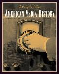 American Media History with Infotrac