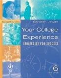 Your College Experience: Strategies for Success, Concise Media Edition (with CD-ROM) (Freshm...