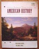Reading and Writing American History- An Introduction to the Historian's Craft (Vol. 1 3rd E...