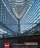 E10 Introduction to Engineering (Prepared Exclusively for the College of Engineering at San ...