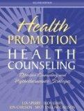 Health Promotion and Health Counseling (Effective Counseling and Psychotherapeutic Strategies)