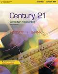 Century 21 Computer Applications and Keyboarding, Lessons 1-80