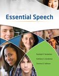 Essential Speech: Communicating Orally