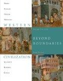 Bundle: Western Civilization: Beyond Boundaries, Volume 1 to 1715, 6th + Rand McNallyAtlas o...