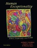 Bundle: Human Exceptionality: School, Community, and Family, 10th + WebTutor(TM) on Blackboa...