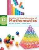 Bundle: Guiding Children's Learning of Mathematics, 12th + WebTutor(TM) on Blackboard Printe...