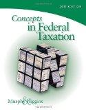 Concepts in Federal Taxation 2011 (with H&R Block @ Home Tax Preparation Software CD-ROM, RI...