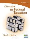 Concepts in Federal Taxation 2012 (with H&R BLOCK At Home Tax Preparation Software CD-ROM an...