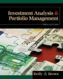 Investment Analysis & Portfolio Management (10th, 12) by Reilly, Frank K - Brown, Keith C [H...