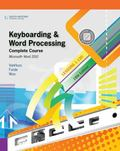 Keyboarding and Word Processing, Complete Course, Lessons 1-120: Microsoft Word 2010: Colleg...