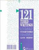 121 Timed Writings With Selected Drills (Ta - Typing/Keyboarding Series)