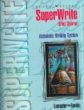 Superwrite Alphabetic Writing System
