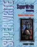 Superwrite Notemaking and Study Skills  Alphabetic Writing System