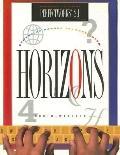 Horizons! Computing Across the Curriculum, Perfect Works 2.1 (Windows)