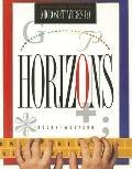 Horizons! Computing Across the Curriculum, Microsoft Works 4.0 (Mac)