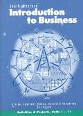 Introduction to Business: Combined Workbook
