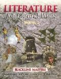 Blackline Mastr, Literature F/Life and Wrk Book 2