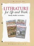 Study Skills Actv, Literature F/Life and Wrk