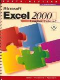 Microsoft Excel 2000 Complete Tutorial