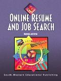 Online Resume and Job Search