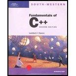 Fundamentals of C++: Introductory Course