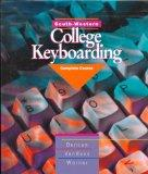 South-Western College Keyboarding: Complete Course