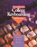 College Keyboarding: Introductory Course