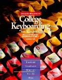 South-Western College Keyboarding: Microsoft Word 6.0 Wordperfect 6.0/6.1/for Windows/Book a...