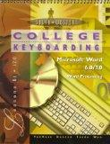 College Keyboarding: Microsoft Word 6.0/7.0 Word Processing: Lessons 61-120