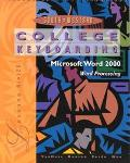 College Keyboard Microsoft Word 2000