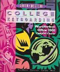South Western College Keyboarding Wordperfect 2000 Complete Course, Lessons 1-180