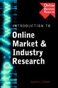 Introduction to Online Market & Industry Research Search Strategies, Case Study, Problems, a...