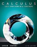 Calculus: Early Transcendental Functions (Available Titles CourseMate)