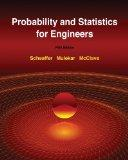 Student Solutions Manual for Scheaffer/Mulekar/McClave'sProbability and Statistics for Engin...