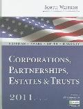 South-Western Federal Taxation 2011: Corporations, Partnerships, Estates and Trusts (with H&...