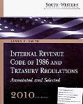 South-Western Federal Taxation: Internal Revenue Code of 1986 and Treasury Regulations, Anno...