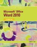 Microsoft Word 2010: Illustrated Introductory (Illustrated Series: Individual Office Applica...