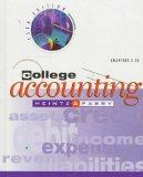 College Accounting: Chapters 1-28
