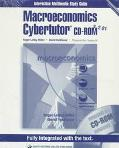 Macroeconomics Cybertutor Cd-Rom: Interactive Multimedia Study Guide