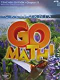 California Go Math! Common Core Grade 4 Teacher Edition Chapter 12