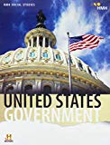 HMH Social Studies United States Government: Student Edition 2018