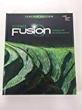 Houghton Mifflin Harcourt Science Fusion Ecology and the Environment Teacher Edition 2017