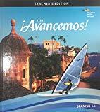Avancemos! Spanish 1A - Texas Teacher's Edition