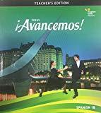 Avancemos! Spanish 1B - Texas Teacher's Edition