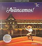 Avancemos! Spanish 1 - Texas Teacher's Edition