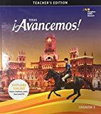 Avancemos! Spanish 2 - Texas Teacher's Edition
