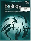 Biology Performance Expectations Guide (Teacher Edition)