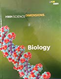 HMH Science Dimensions, Biology, 9780544861787, 2018