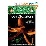 Sea Monsters - A Nonfiction Companion to Dark Days in the Deep Sea (Magic Tree House)